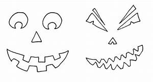 Halloween Kürbis Schablone : herbst und halloween kerzen mit vorlage handmade kultur ~ Lizthompson.info Haus und Dekorationen