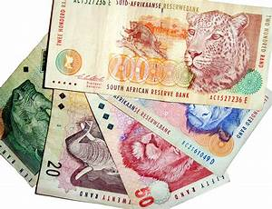 Currency: South African Rand, by Andrea Bolt