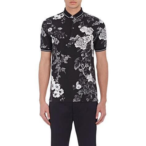 cactus stripe t shirt dolce gabbana cactus printed silk t shirt in black for