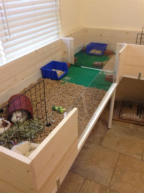 146 best guinea pig cages images on pinterest guinea