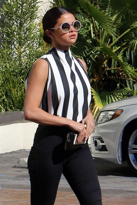 SELENA GOMEZ Out in Los Angeles – HawtCelebs