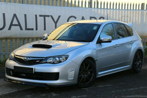 Subaru Impreza 2.5 Wrx Sti Type Uk Car Full Service