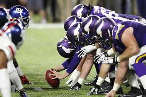 vikings  giants fantasy football worksheet week