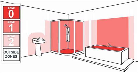 bathroom lighting outside zone bathroom lighting zone 0