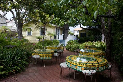 The Secret Garden Inn (santa Barbara, Ca)  Inn Reviews