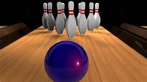 Bowling Strike Animation - YouTube