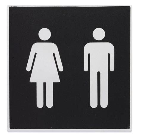 plaque symbole 180 toilettes homme femme 180 direct signal 233 tique