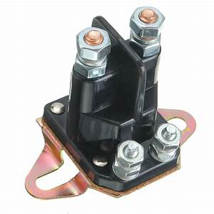 12v Starter Solenoid Relay Contactor Switch Engine 4