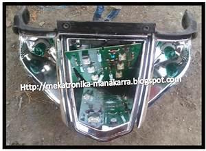 Mekatronika Manakarra  Membuat Lampu Led Variasi Pada