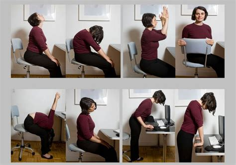 yoga at your desk yoga stretches at your desk body shaping pinterest