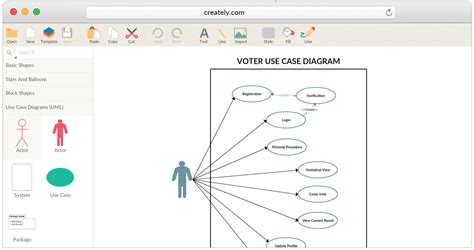 create  case diagrams    case diagram tool