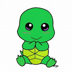 Cartoon Baby Turtle - ClipArt Best