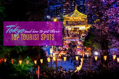 TOKYO: Attractions Blog l The Pinay Solo Backpacker