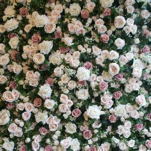 vintage pink flower wall the flower wall company