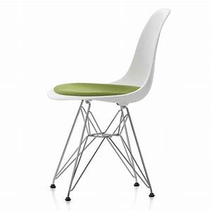 Vitra Eames Chair : vitra eames dsr chair with fabric f60 seat upholstery ~ A.2002-acura-tl-radio.info Haus und Dekorationen