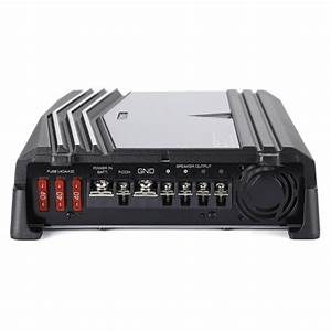 Kenwood Performance Amplifier  500w Rms