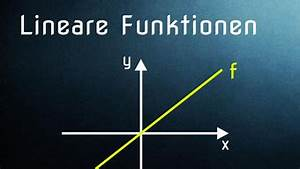 Lineare Funktionen Schnittpunkt Y Achse Berechnen : mathe videos matheretter ~ Themetempest.com Abrechnung