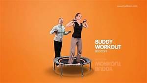 Abnehmen Mit Trampolin : erweiterte trainingsm glichkeiten mit dem bellicon trampolin minitrampolin bungen ~ Buech-reservation.com Haus und Dekorationen