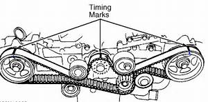 Service Manual  How To Set Timing Marks On A 2010 Aston