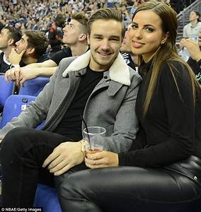 Aw! One Direction's Liam Payne cuddles up to 'stunning ...
