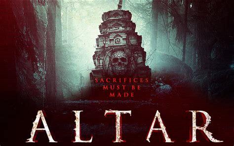Altar  Nevermore Horror