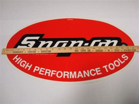 sell  performance snap  decal large