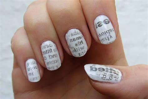 diy nail art hacks   borderline genius page