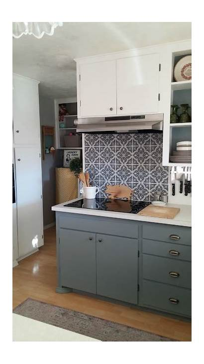 Kitchen Cabinets Updated 1960s 1960 Reveal Updating