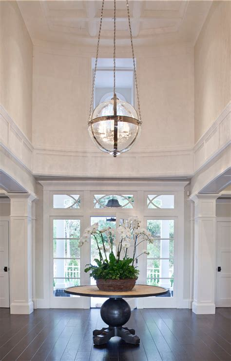 Transitional Chandeliers For Foyer by Transitional Family Home With Classic Interiors Home