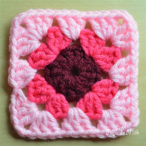 how to crochet a square how to crochet a basic granny square 183 how to crochet a granny square 183 yarncraft on cut out keep