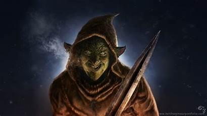 Goblin Fantasy Wallpapers Background Desktop Backgrounds Computer