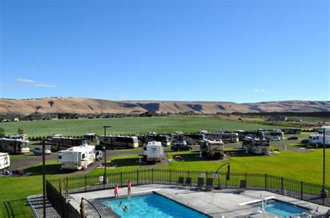 We Have Room For You - Picture of Columbia Sun RV Resort ...