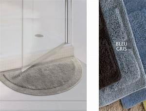 tapis de bain grande taille stunning tapis de bain ripple With tapis de bain demi lune