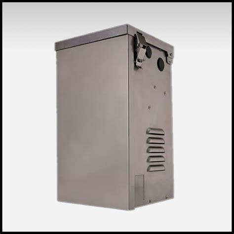 500 watt i 12v transformer w secondary fuse for low