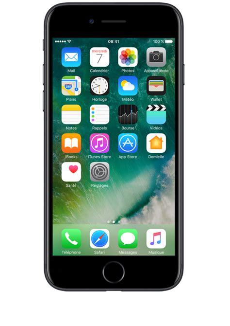 what is my photo on iphone acheter le nouvel iphone 7 noir 32go prix avec forfaits