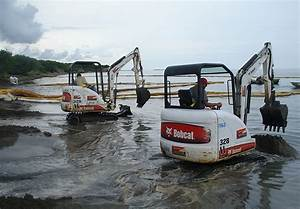 How Do Oil Spills Get Cleaned up on Shore? | response ...
