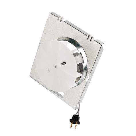 cfm bathroom exhaust fan replacement motor wheel