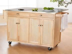 Portable Island Kitchen Kitchen Wooden Portable Kitchen Islands On Wheels Kitchen Islands On Wheels Ideas How To Build
