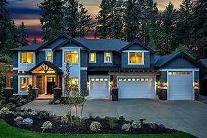 Garage Bellevue : 2 9 million newly built craftsman style home in bellevue wa homes of the rich ~ Gottalentnigeria.com Avis de Voitures