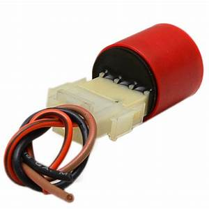 Custom 3 Wire 1 1  8 Inch Red Boat Aerator    Livewell Timer