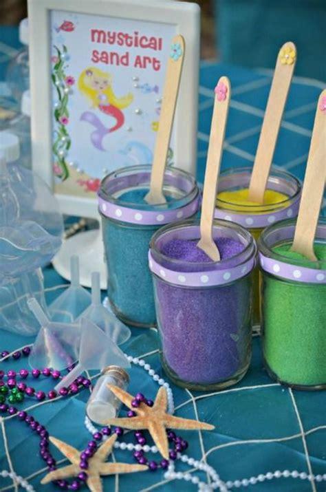 21 Marvelous Mermaid Party Ideas For Kids Kaili