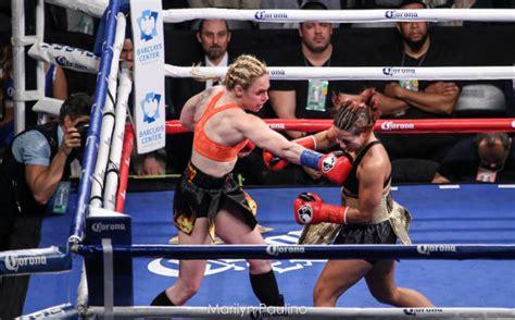 Heather Hardy Vs. Noemi Bosques 2 Fight Night