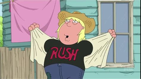 Rush Reference's in TV and Movies | Family guy, Rush concert, Rush band