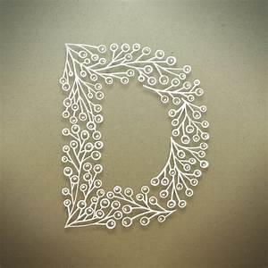 Alphabet Letter D hd Wallpaper