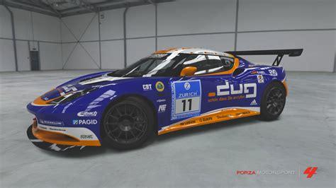 2009 Evora Type 124 Endurance Race Car