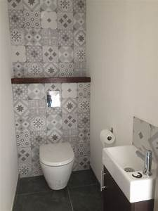 Lave Main Suspendu : toilette lave main wc en 2019 toilettes lave main et ~ Nature-et-papiers.com Idées de Décoration