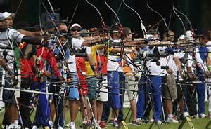 London 2012 Olympics: Archery at Lord's with opening ...