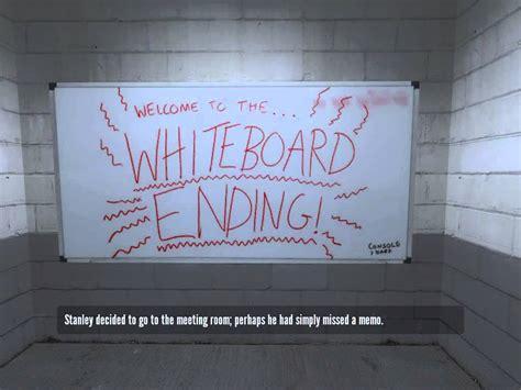whiteboard   stanley parable wiki fandom