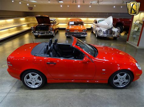 1999 mercedes slk230 sport kompressor rare amg red for sale is a 99 mercedes slk230 in magma red with a anthraciteblack leather interiorwhich has been. 1999 Mercedes-Benz SLK230 for Sale | ClassicCars.com | CC-1000643