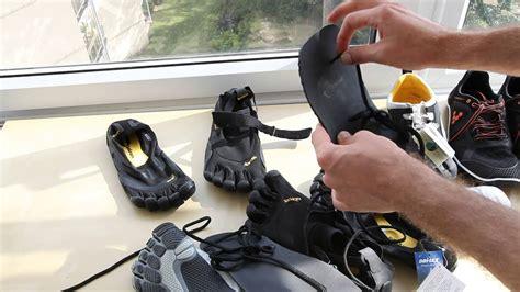 barefoot shoe review fivefingers kso bikila ls el